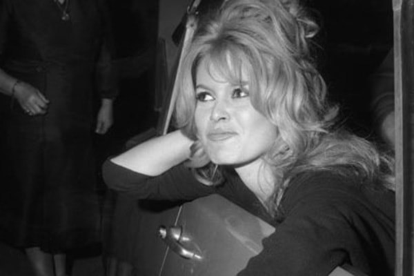 Brigitte Bardot visited the Semeli Best Hotel in Mykonos back at the 60's.