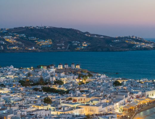 The Experience of Shopping in Mykonos