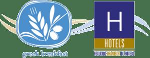 Semeli Mykonos Hotel Breakfast is in the Greek Breakfast scheme run by Hellenic Chamber of Hotels